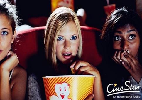 CineStar Kino-Gutschein für Film, Popcorn, Nachos und Getränk