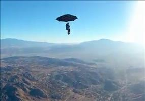 Umbrella Skydive