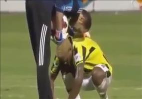 Sportlichkeit beim Fußball