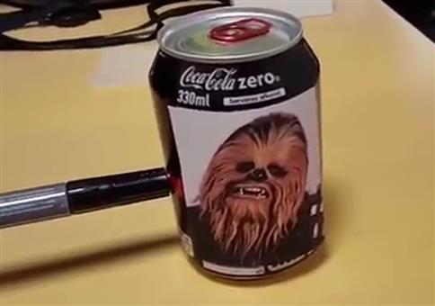 Eine Compilation von Dingen, die wie Chewbacca klingen