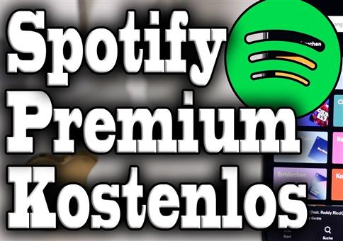 3 Monate Spotify Premium komplett gratis