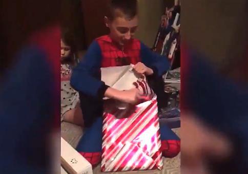 Adoption zu Weihnachten