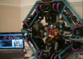 Rubiks Würfel Lego-Roboter