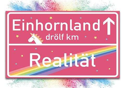 Einhornland!
