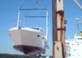 Lass doch mal einer die Yacht ins Wasser