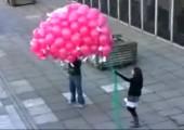 Luftballon Fail