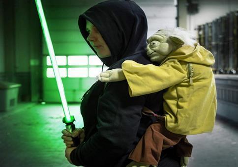 Yoda ist immer bei dir!