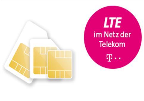 Telekom: 3GB / 6GB LTE