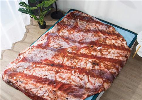 Die Sommerdecke für Fleischliebhaber!