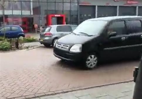 Auto aufladen