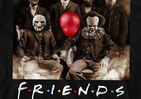 Die echten Friends!