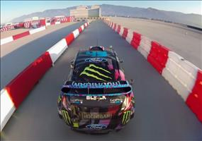 Ken Blocks Gymkhana Six - Need for Speed