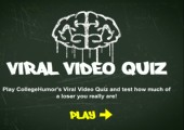 Viral Video Quiz