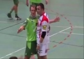 Handballer dreht frei