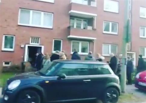 Wohungsbesichtigung in Hamburg