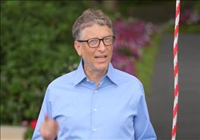Bill Gates Beitrag zur Ice Bucket Challenge