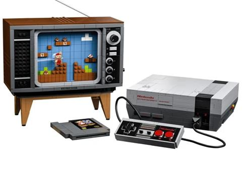 LEGO Super Mario - Nintendo Entertainment System