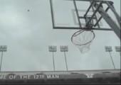 Längster Basketballwurf ever