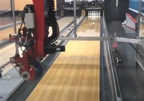 Bowling Roboter