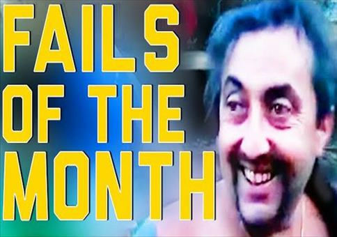 Best Fails of the Month Juni 2015