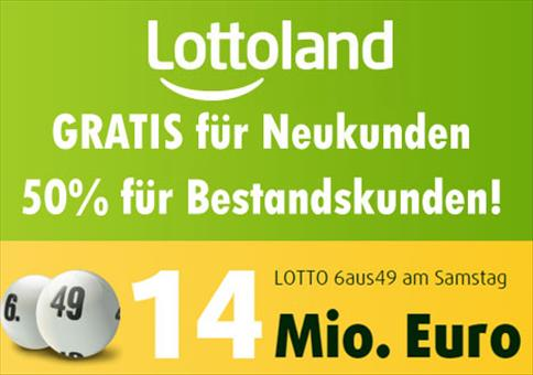 2x Lotto GRATIS!