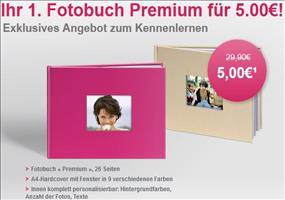 Hammer: Fotobuch für nur 5€!