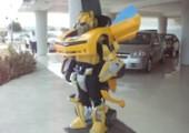 Transformer Bumblebee Kostüm