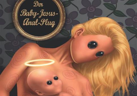 Der Baby-Jesus-Anal-Plug