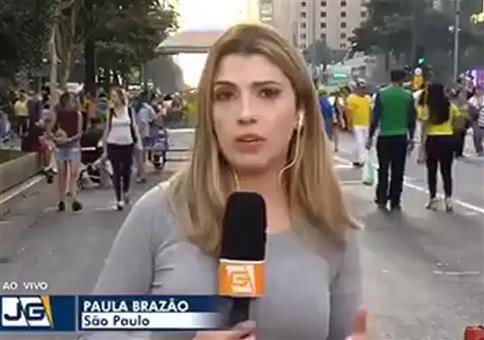 Brunftschrei im Live TV