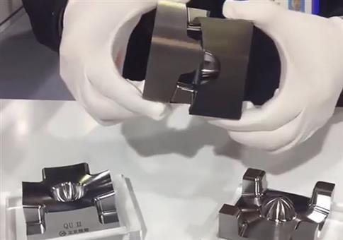 Perfekte Metallpassungen
