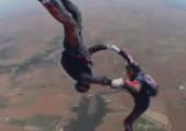 Fallschirmspringer Choreografie
