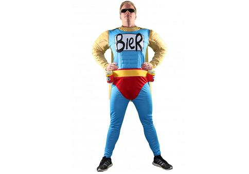 DAS Männer-Kostüm schlechthin: Bier-Man