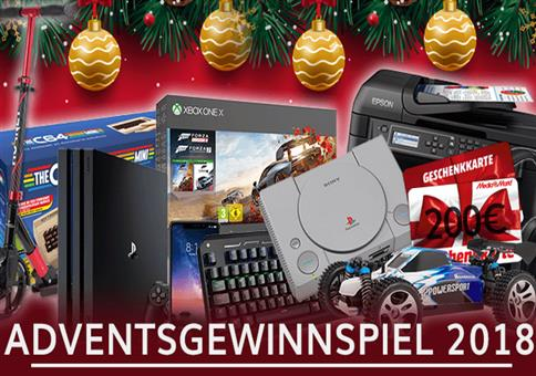 Mein-Deal.com Gewinnspiel zum 3. Advent mit coolen Preisen