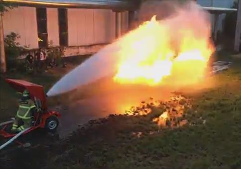 Feuer vs Wasser FAIL