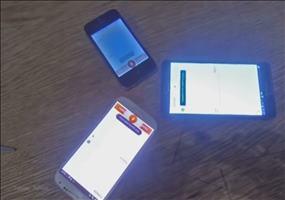 Wenn sich Smartphones miteinander unterhalten