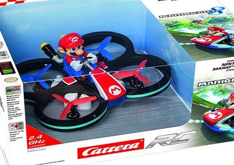 Super Mario Kart Drone