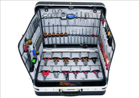 Richtig geiler Werkzeugkoffer