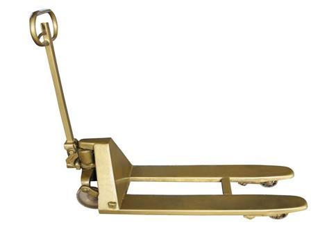 Mein BronzeHubwagen für schlappe 26.000 Euro!