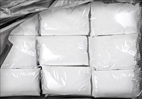 Kokain Kofferaufkleber