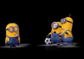 Die Minions erklären Fußball in 10 Sekunden