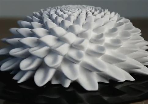 Skulpturen mit hypnotisierender Wirkung