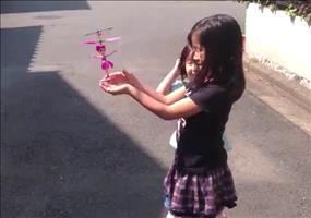 Einmalspielzeug aus Japan