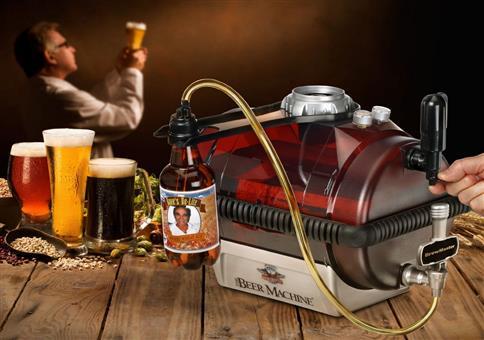 Biermaschine Braumeister