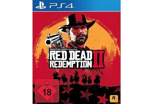 Red Dead Redemption 2 (PS4) für 44,99€
