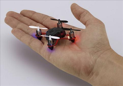 Mini Quadrocopter Nano