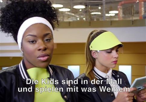 Literal Video: Marteria - Kids (2 Finger an den Kopf)