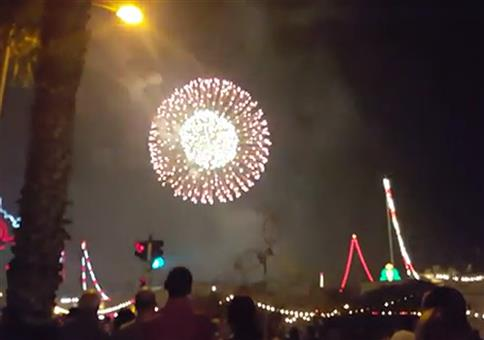 Fettes Feuerwerk - Wait for it!