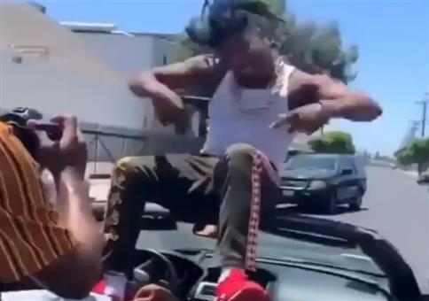 FAIL beim Rap-Shooting