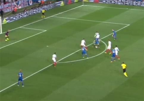 Der isländische Kommentator beim Englandspiel