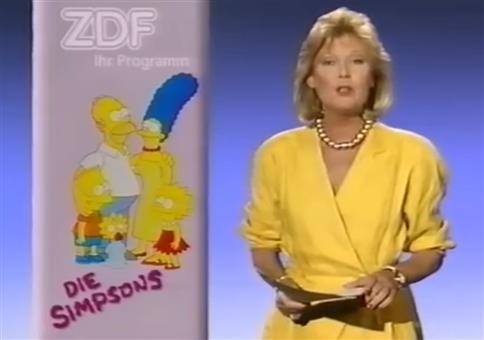 Die Simpsons Erstausstrahlung 1991